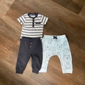 Baby matching set outfit